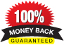 100% MONEY BACK GUARANTED